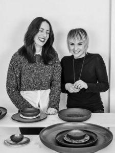 Bisquit pottery designer studio