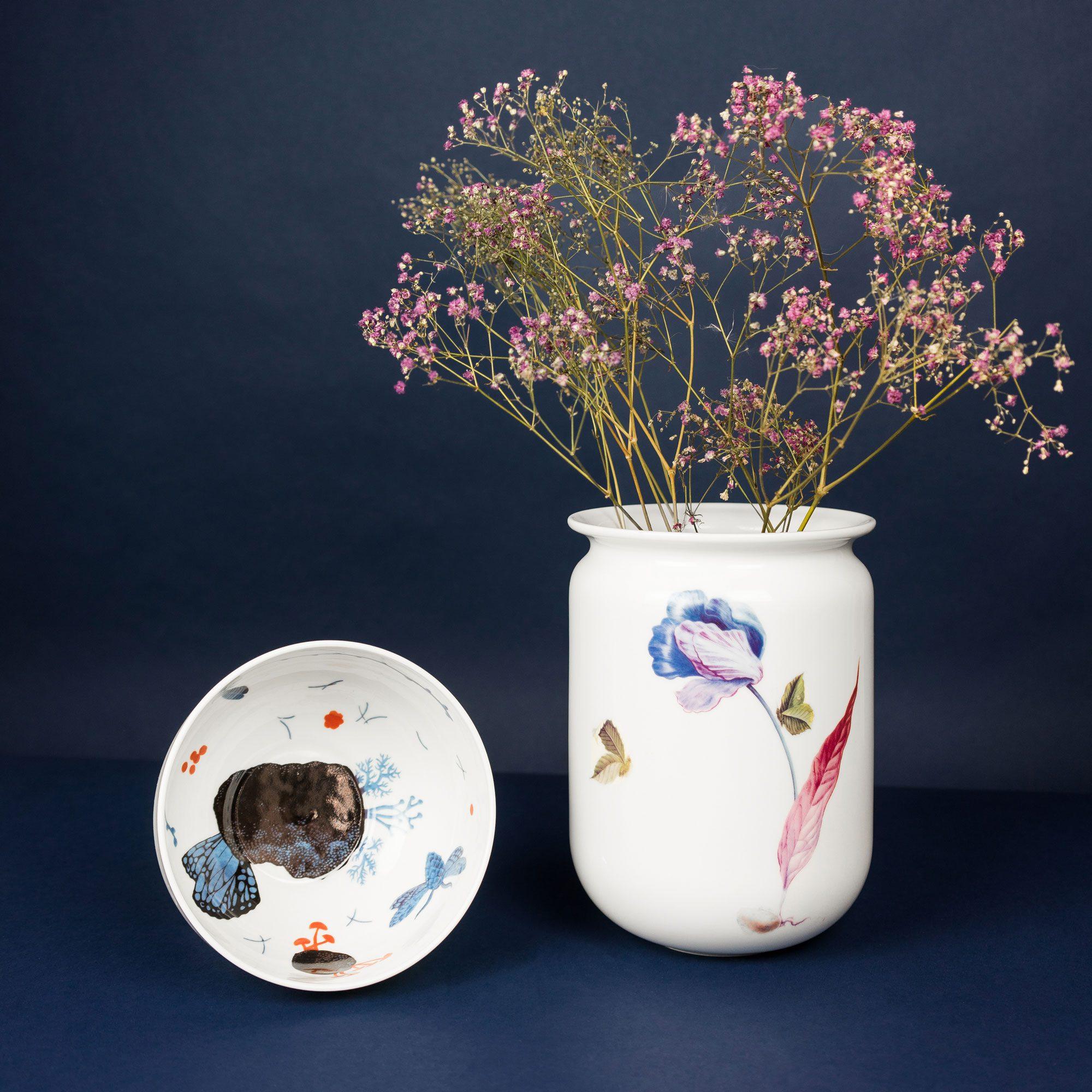 Krehky vases by Michal Bacak