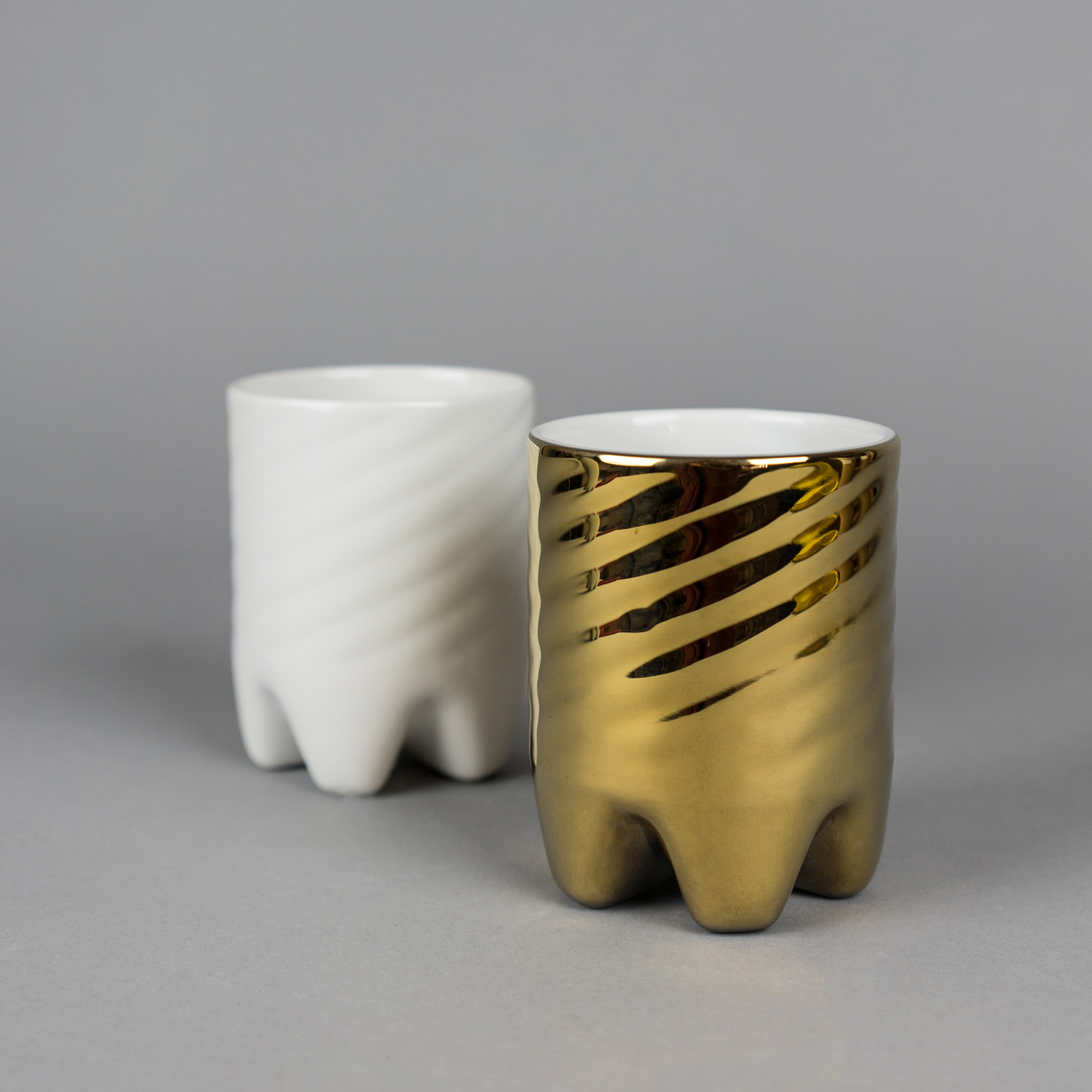 Goodwater cup by Qubus gold