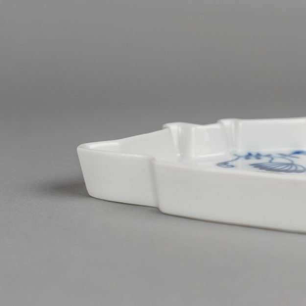 Part of a porcelain tray by Qubus design studio