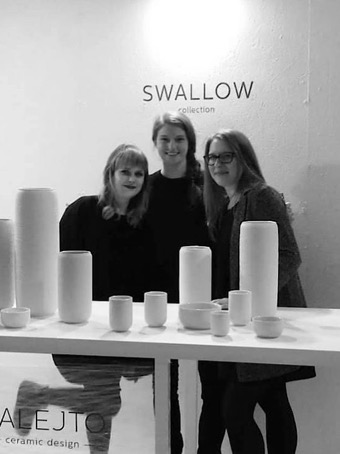 Nalejto porcelain and ceramic design studio